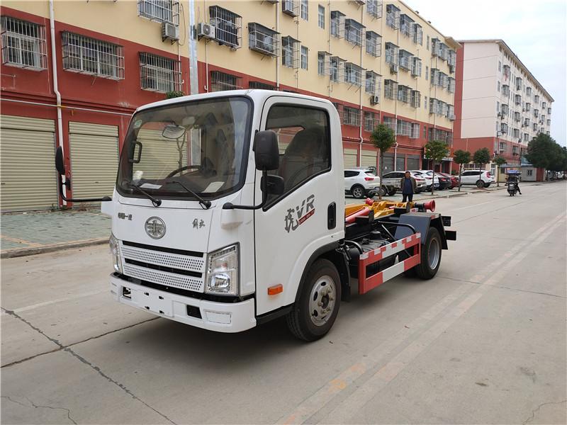 解放虎VR 5方鉤臂垃圾車(國六)